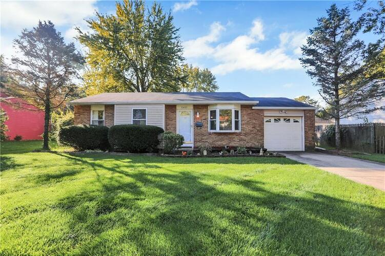 11403  Stoeppelwerth Drive Indianapolis, IN 46229   MLS 21819997