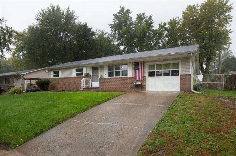 5516 S Kealing Avenue Indianapolis, IN 46227 | MLS 21820168
