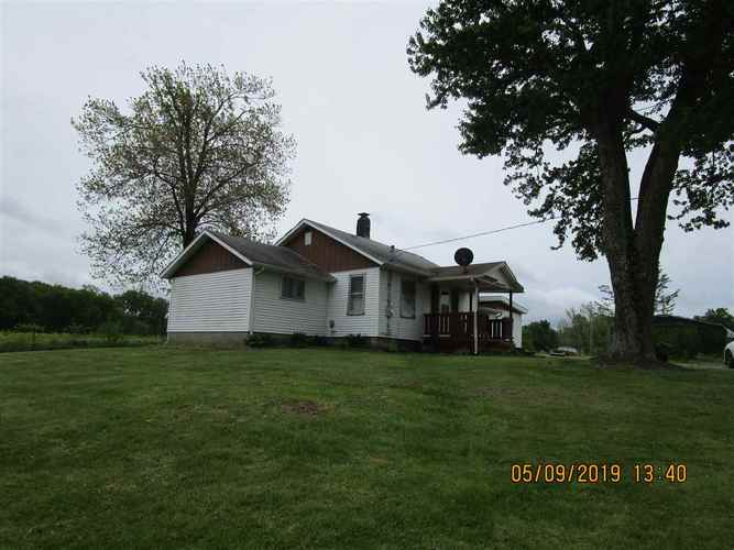 14709 W County Rd 800 North  Jasonville, IN 47438 | MLS 92544