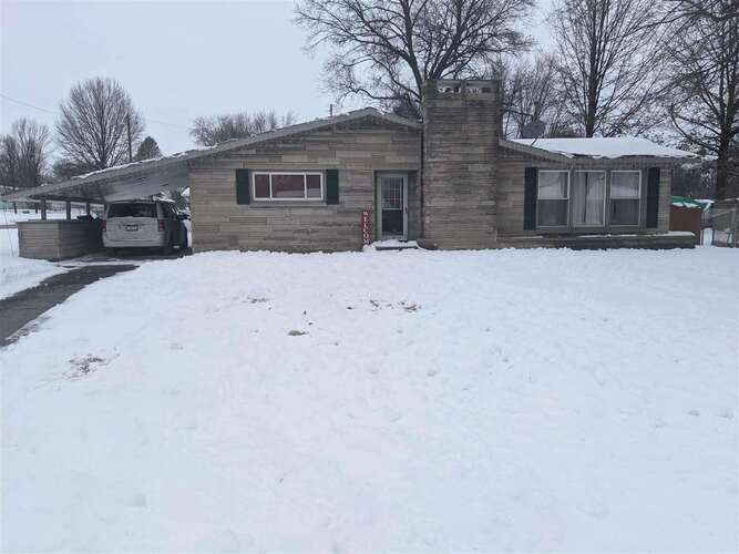 1900  Spang Ave  Terre Haute, IN 47805 | MLS 94179