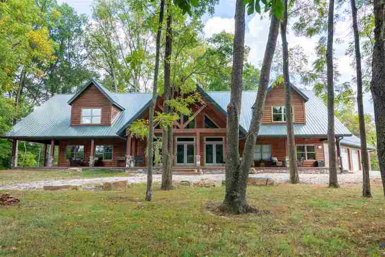 7565  North County Road 1500 West  Jasonville, IN 47438   MLS 94483