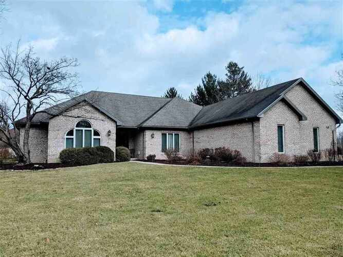 6802 W Manor Drive  Terre Haute, IN 47802 | MLS 94528