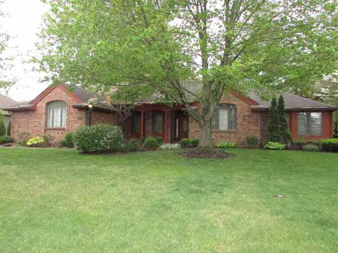 709 S Forest Woods In The Village Quarter Lot 40 Terre Haute, IN 47803   MLS 94711