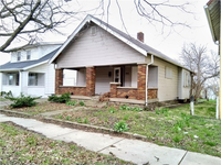 1402 E Kelly Street Indianapolis, IN 46203 | MLS 21576605